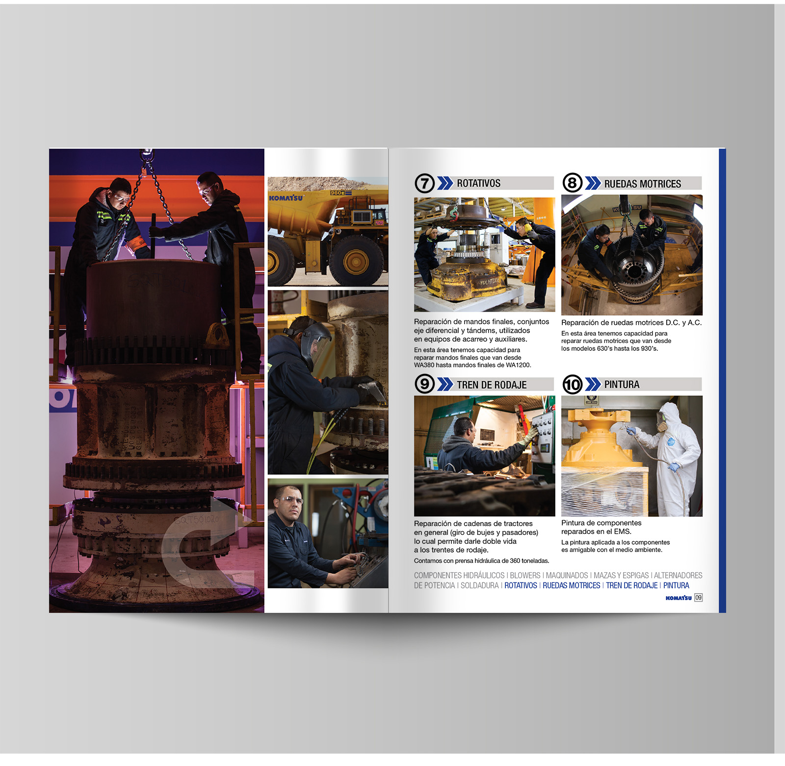 The vector layout of two A4 format cover mockups design templates for bifold brochure, magazine, flyer, booklet, report. Man with glasses of virtual reality. Abstract vr, future technology concept.